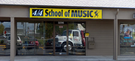 Beaverton Portland Oregon Music School